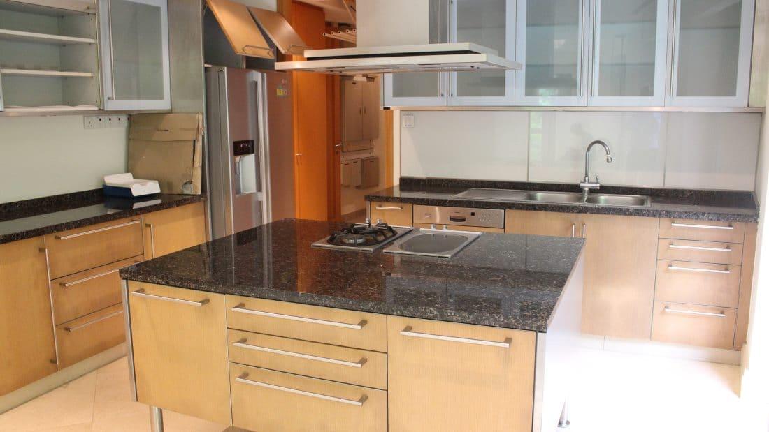 The Tomlinson - kitchen