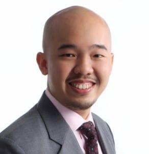 Singapore property agent, Jack Sheo