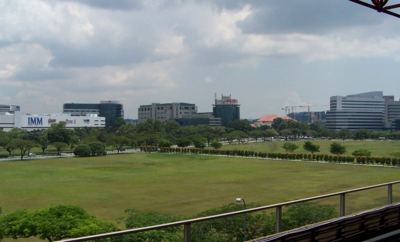 Old Jurong East