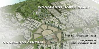 Analysis on Woodlands Regional Centre and its future growth potential - featured-343x172