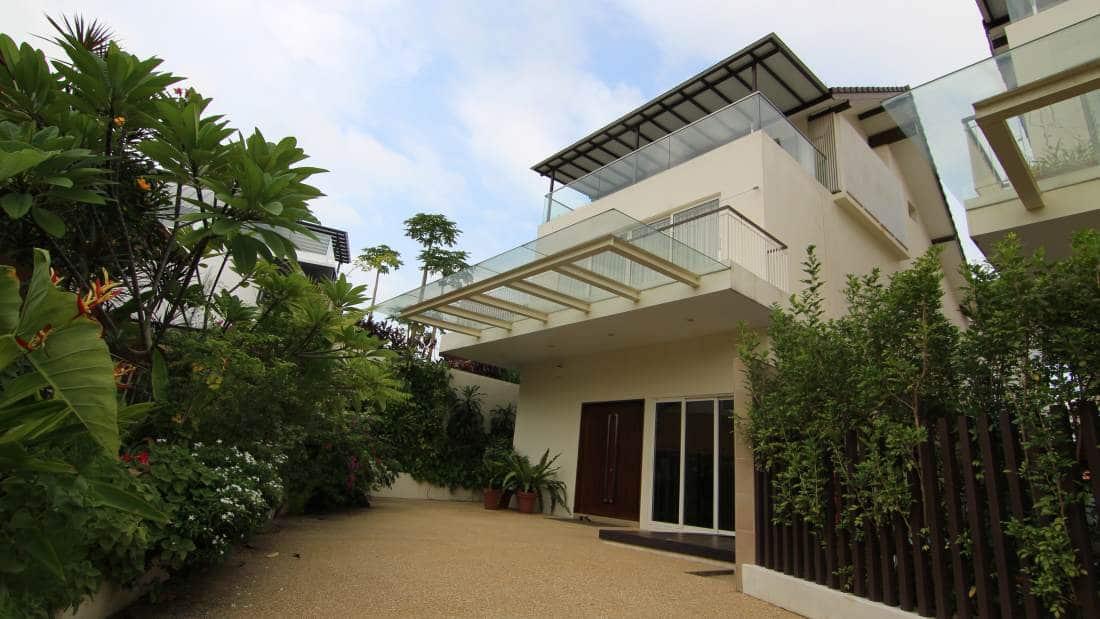 Binchang house