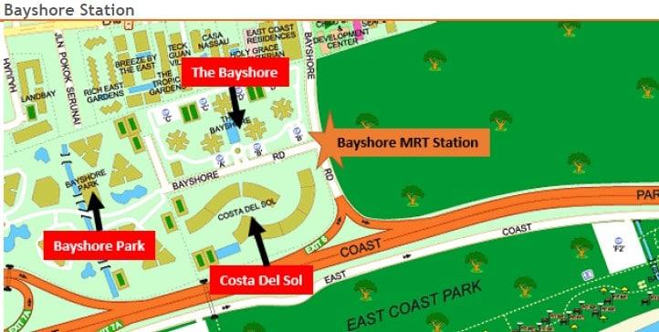 Bayshore MRT Station