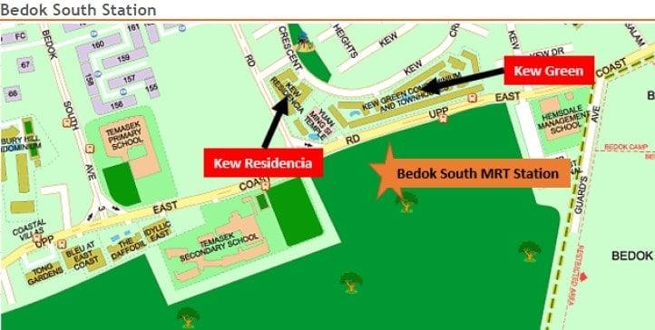 Bedok South MRT Station