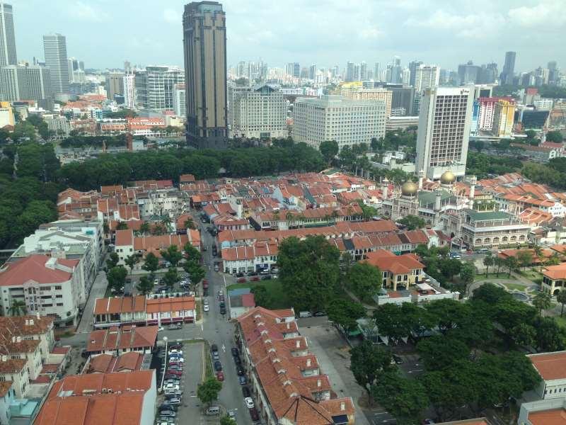 City Gate - view