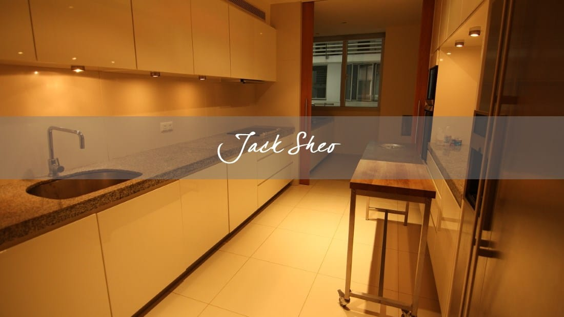 Grange Residences - kitchen