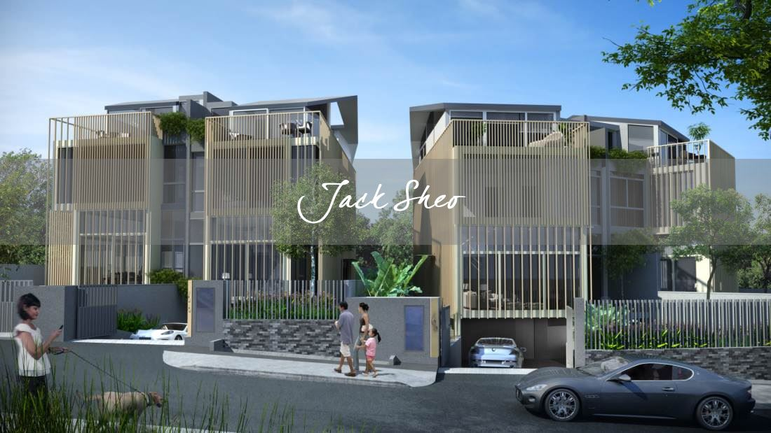 Greenview Residences - frontal