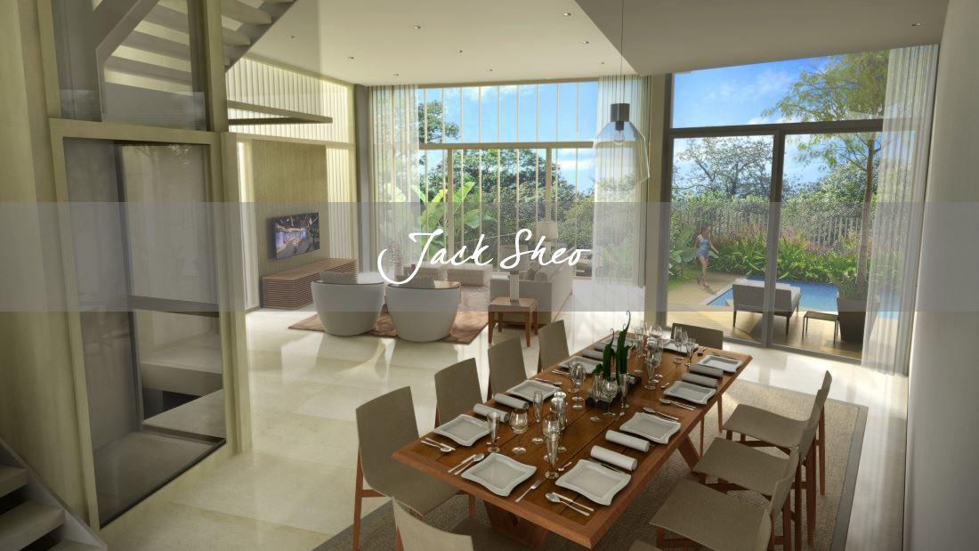 Greenview Residences - living room
