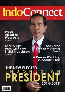 IndoConnect - cover page