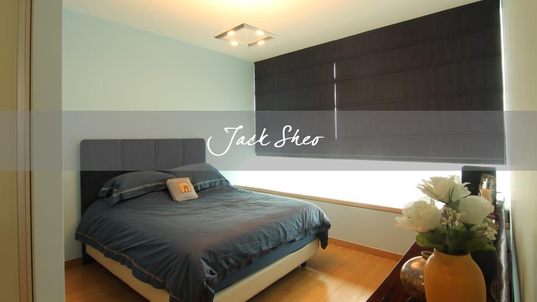 Wilkie Studio penthouse 2016 - master bedroom