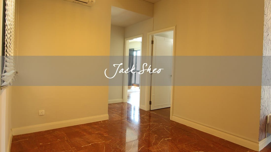 Singapore Property For Rent Tanglin View 2 Bedroom Unit D03 Jack Sheo