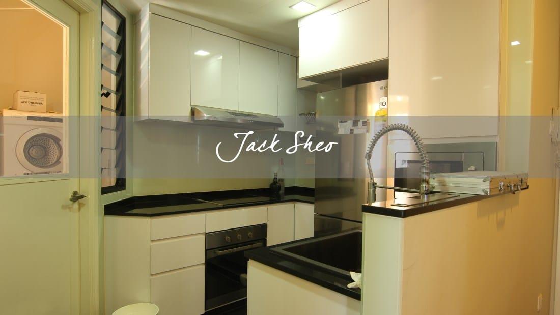 Tanglin View - kitchen