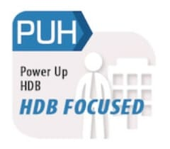 Focused HDB - PUH - Power Up HDB