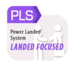 Focused Landed - PLS - Power Landed System