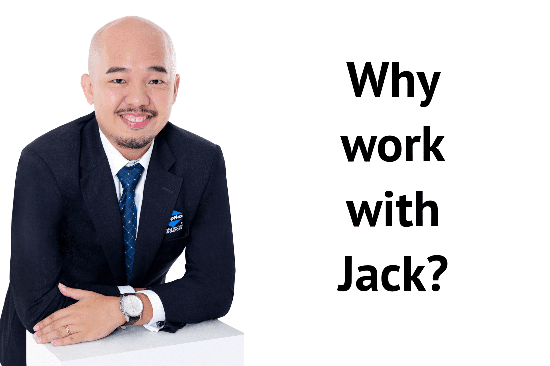 sell my property - work with Jack