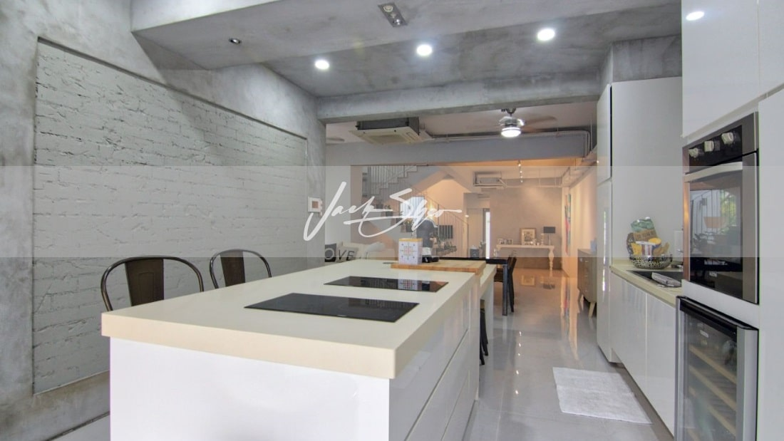 Singapore Landed Property For Sale - Tua Kong - kitchen