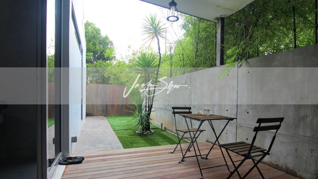 Singapore Landed Property For Sale - Tua Kong - patio