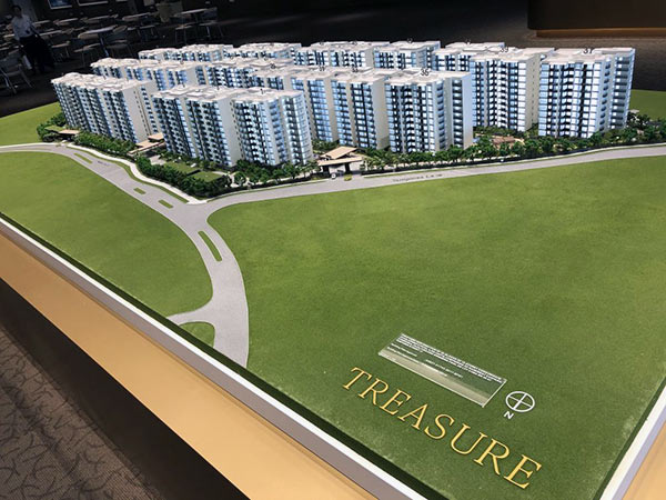 Treasure at Tampines overview