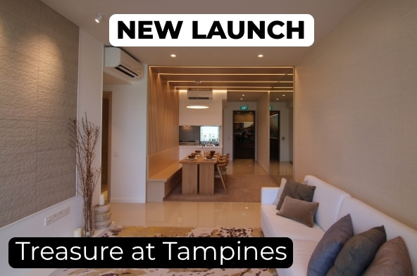 Treasure At Tampines - Singapore New Launch