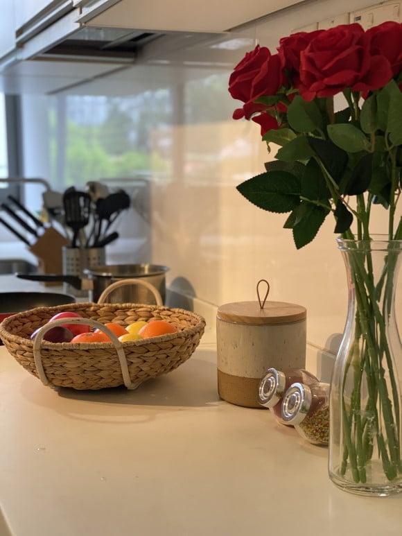 Expats Furniture Rental - kitchen
