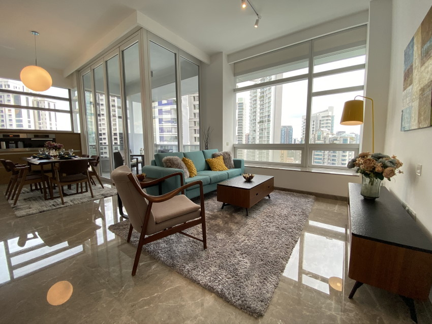 Expats Furniture Rental - space planning