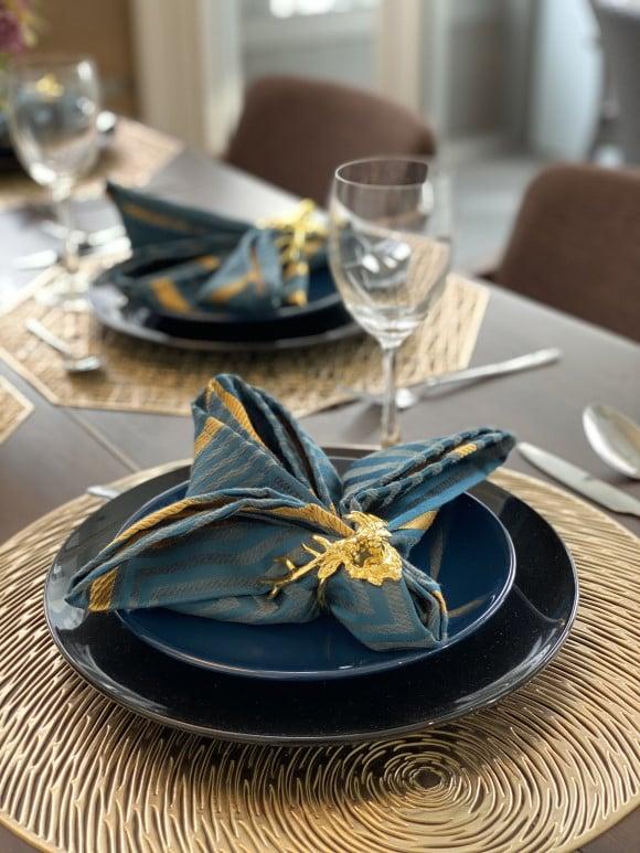 Expats Furniture Rental - table setting