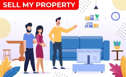 What happens when you invite Jack to sell your property?