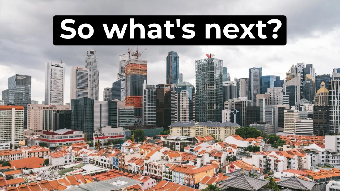 Coronavirus' impact on Singapore real estate prices