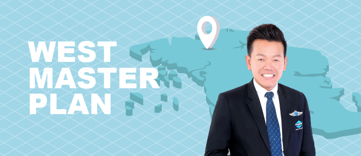 Singapore Property Show 2020 - 2020-10-24 - session 1 - west master plan