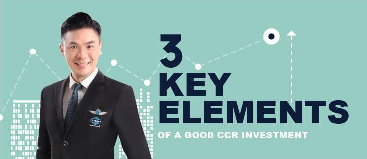singapore property show 2020 - day 1 - 03 - 3 key elements