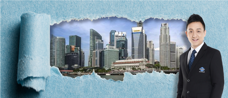 singapore property show 2020 - day 1 - 11 - migrating to Singapore