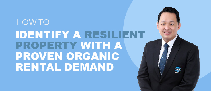singapore property show 2020 - day 1 - 13 - identifying a resilient property with a proven organic rental demand
