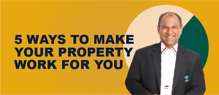singapore property show 2020 - day 2 - 01 - 5 ways to make your property work for you