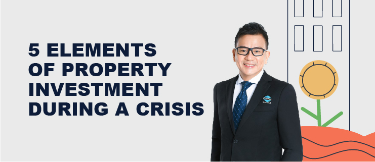 singapore property show 2020 - day 2 - 12 - 5 elements of property investment during a crisis